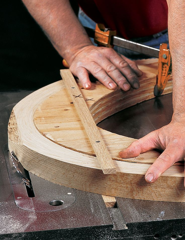 Laminated Wood Projects ~ Laminated pedestal table woodworking projects american