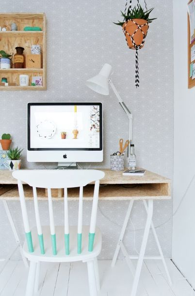 40 best home office images on pinterest accessories candies and decoration - Verf credenza ...