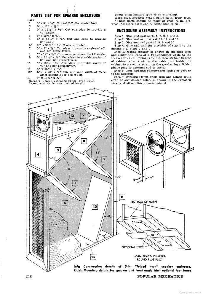 70 best Speaker Cabinet Design images on Pinterest | Cabinet ...