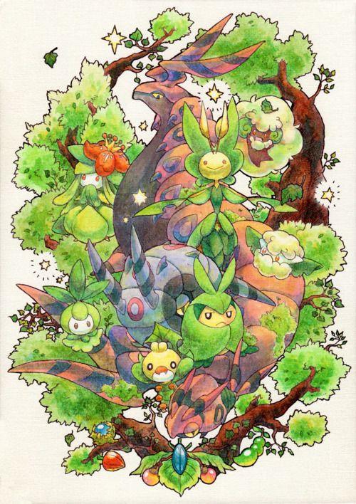 Bug (type) - Bulbapedia, the community-driven Pokémon ...