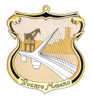 Escudo del barrio de Puerto Madero