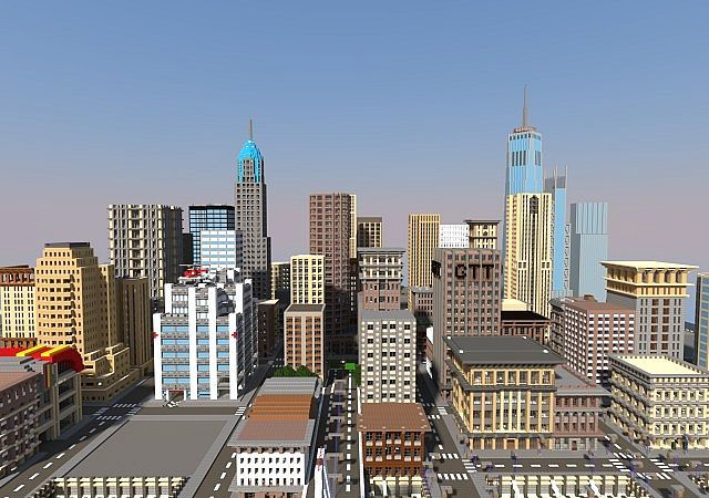realistic minecraft  | Minecraft Guntana Realistic City Map | Minecraft Mods Texture packs ...