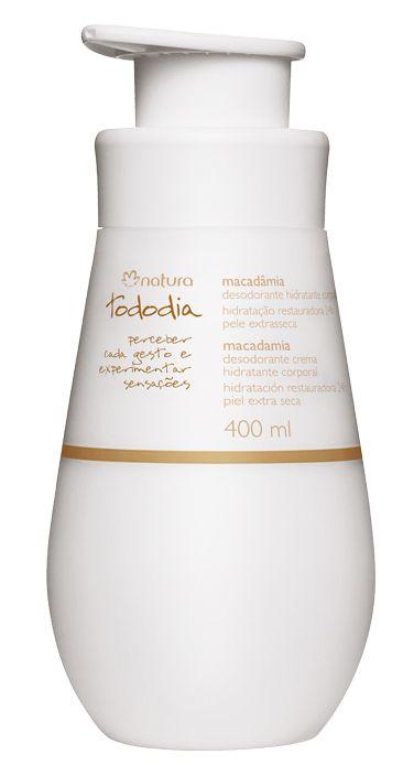 Hidrata e nutre a pele de maneira reparadora, proporcionando maciez durante todo o dia. Fragrância confortável. Para pele seca.