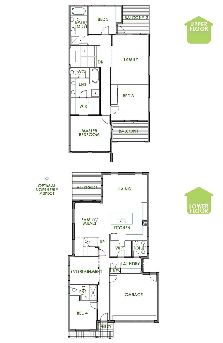 Best New Home Designs By Green Homes Australia Images On - Green homes house plans