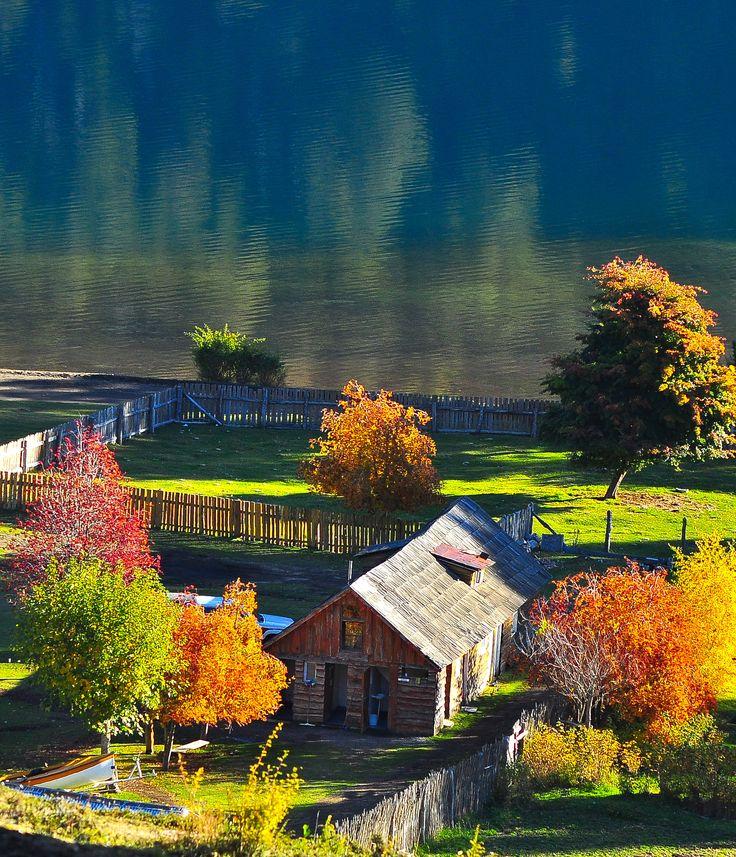 Okay, Ill take this one!  Villa La Angostura, Neuquén. Argentina