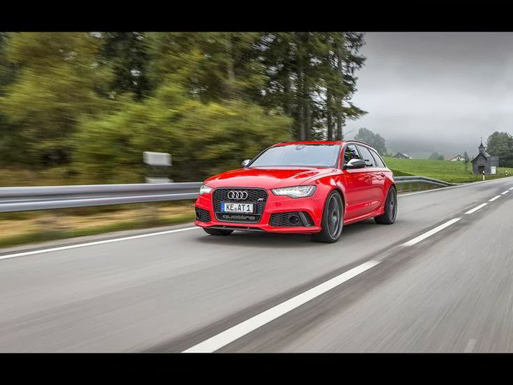 Audi RS6 2013 Wallpapers