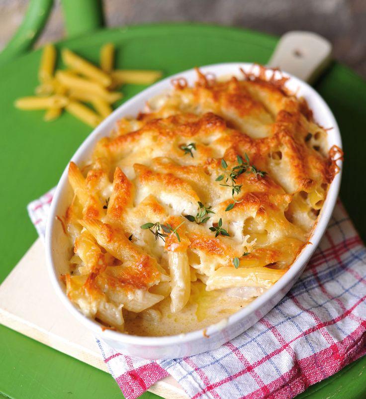 Csirkés tésztarakottas maradékból Recept képpel - Mindmegette.hu - Receptek