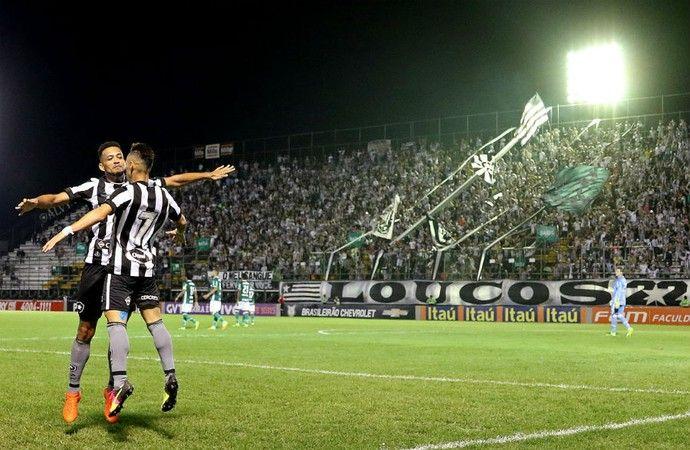 BotafogoDePrimeira: Botafogo sai do Z-4 com vitória sobre o Palmeiras,...