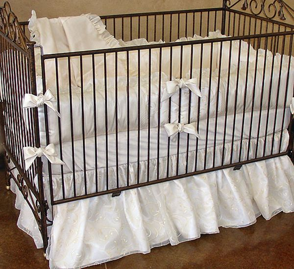 Nursery Necessities Baby Bedding Monaco At PoshTots