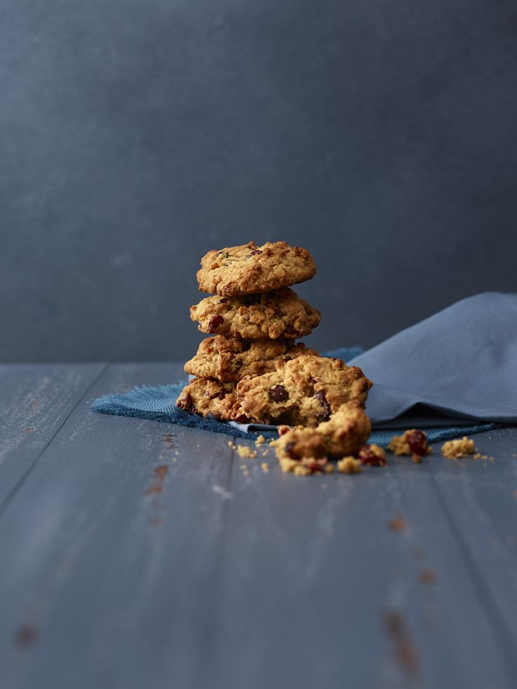 Karpalocookies = helppoa & herkullista! Kokeile: http://www.dansukker.fi/fi/resepteja/karpalocookies.aspx?utm_source=facebook&utm_medium=nosto&utm_campaign=fb-IhanItseTehty-Pinterest