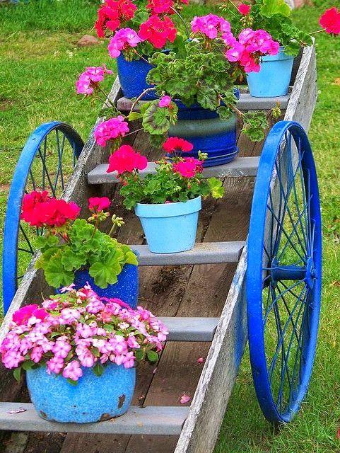 40 όμορφες ιδέες για τον κήπο ή την αυλή σας!