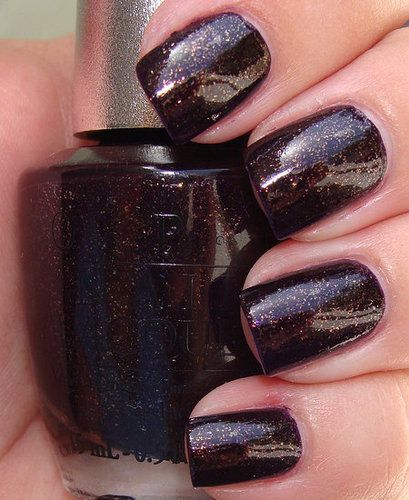 OPI DS Mystery - reminds me of OPI's My Private Jet (which I haven't been able to find in awhile)