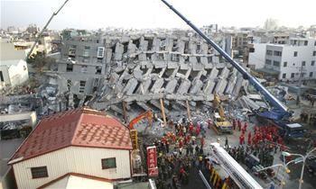 Taiwan: terremoto mata 26, buscas por sobreviventes continuam