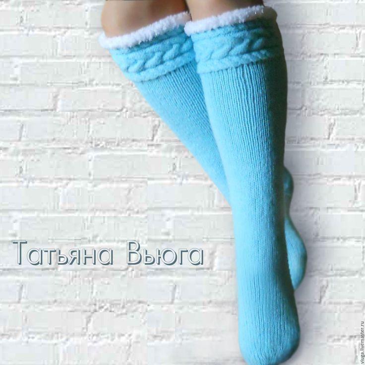 Купить Шаманы. Гольфы вязаные, вязаные носки длинные. Купить. - носки вязаные, шерстяные носки