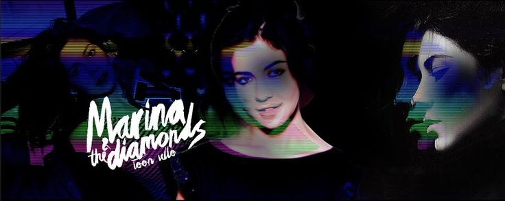 Temas para windows 7: marina and the diamonds