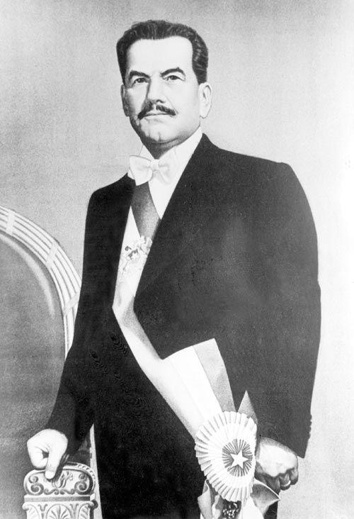 Pedro Aguirre Cerda, Vigésimo tercer Presidente de Chile 1938 - 1941