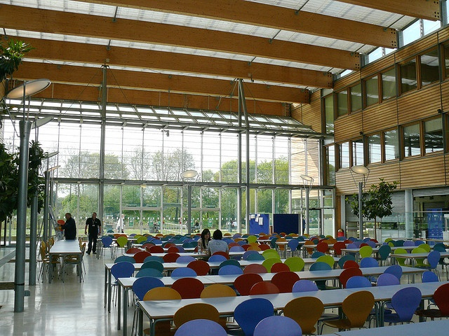 Jubilee Campus University Of Nottingham By Iqbal Aalam Via Flickr