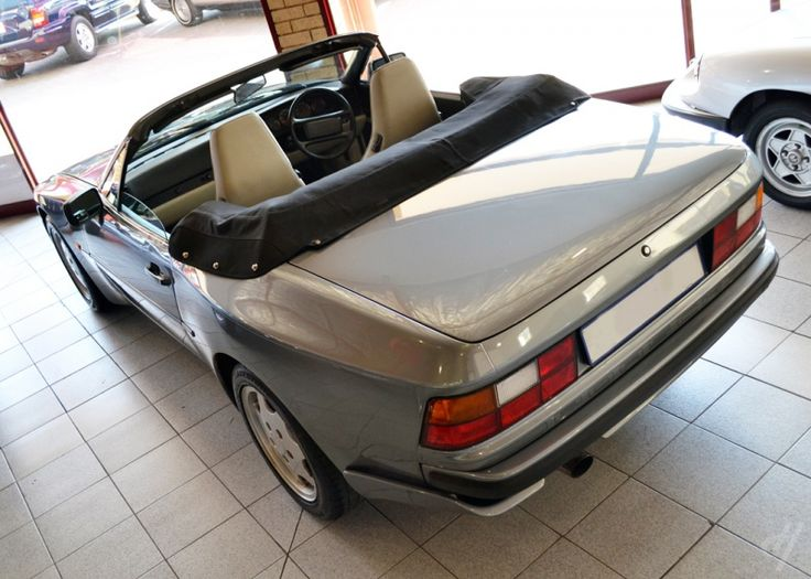 1990 Porsche 944 S2 Convertible Call Ian at Hamptons on 011 463 2160 / 082 570 0817