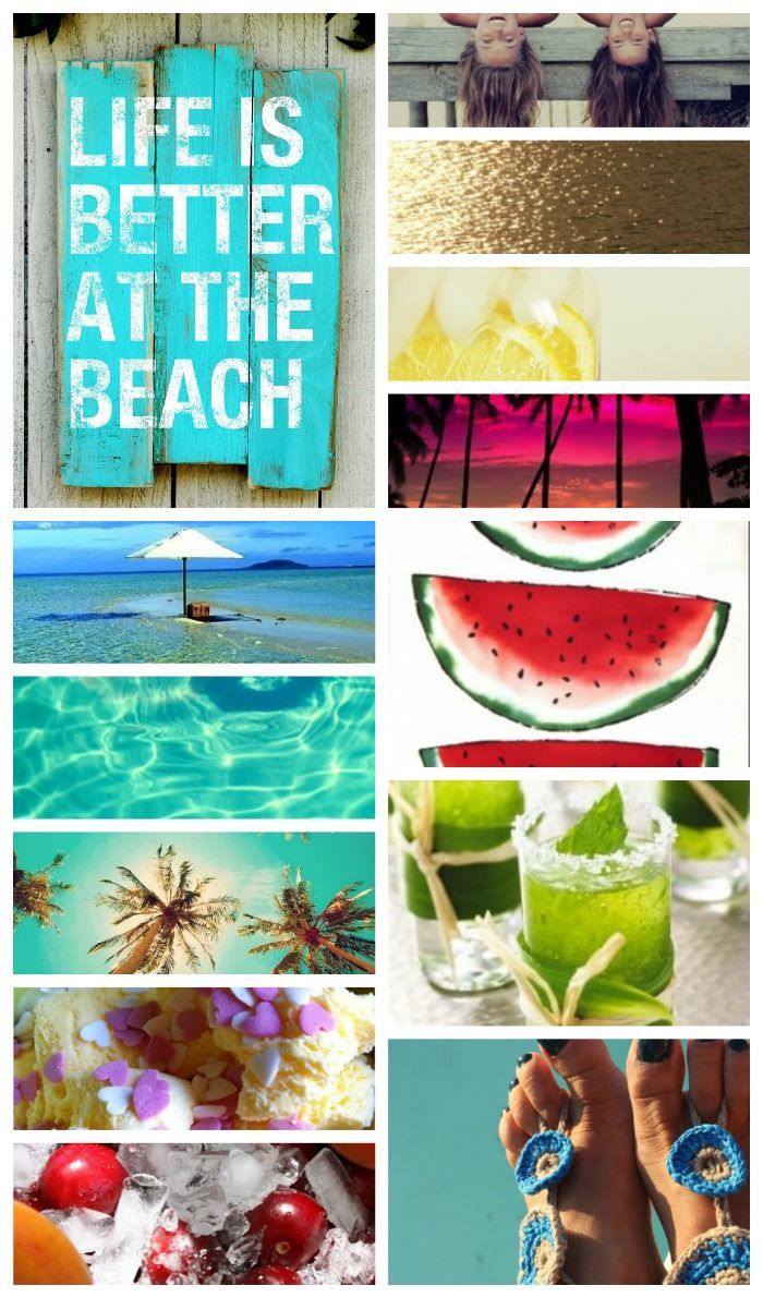 We love SUMMER at www.WonderMolly.com!