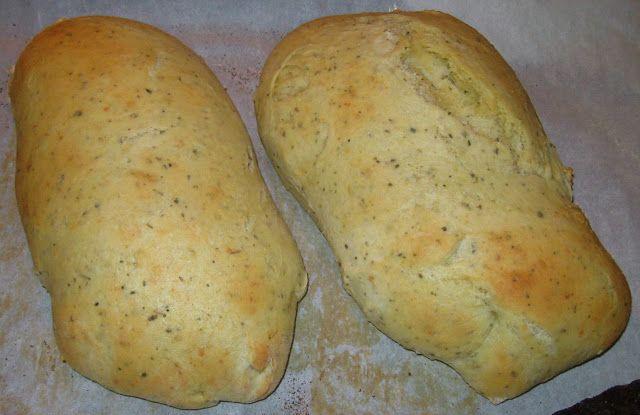 Tierney Tavern: Italian Herb Bread | breads | Pinterest