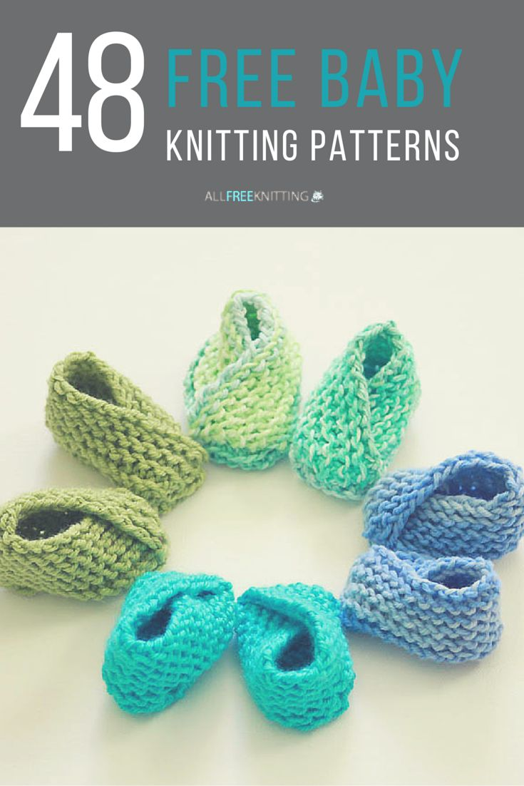 Once you see all these cute knitting patterns, the hardest part will be deciding which ones to make.