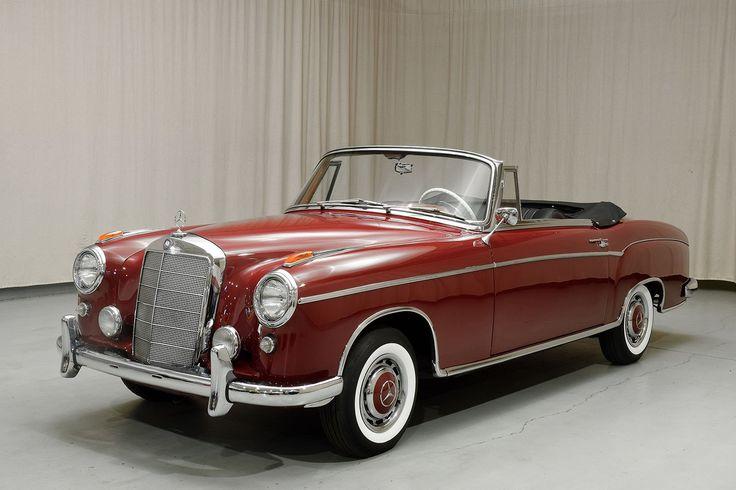 1960 Mercedes-Benz 220SE Cabriolet - Hyman Ltd. Classic Cars