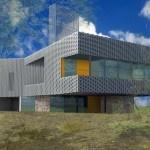 Casa en el bosque by juan marco marco (Enguera, Valencia) #architecture