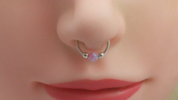 Fake Septum Fake Nose Ring Fake Septum Nose Ring Fake Septum