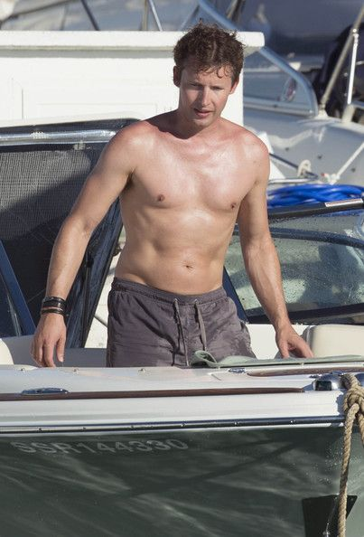 James Blunt Photos Photos - Singer James Blunt enjoyed his holiday in Ibiza with family and friends on June 21, 2012. James and his group enjoyed a day boating on the water. - James Blunt Enjoys His Holiday In Ibiza