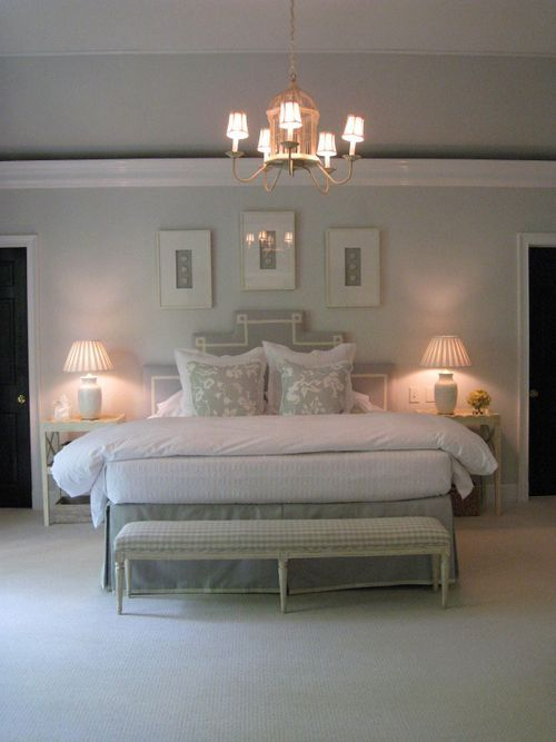 53 best benjamin moore grays images on pinterest Best neutral bedroom colors