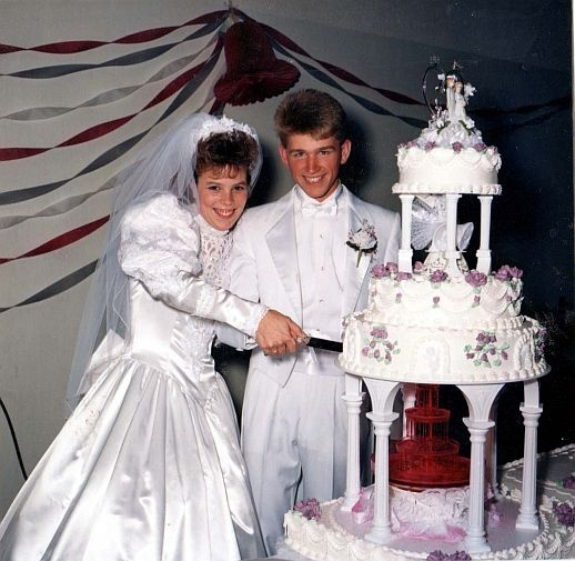 70 Best Images About 1980s Wedding Dresses On Pinterest