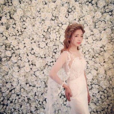 Пластик искусственный цветок держатель для и арки свадебные украшения 60 * 40 см купить на AliExpress