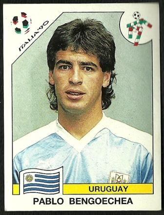 Pablo Bengoechea - Uruguay