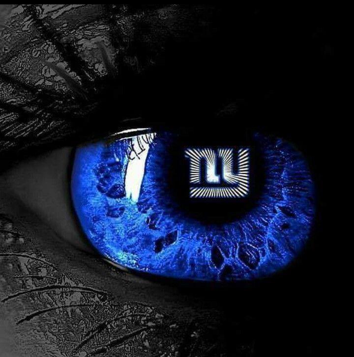 Eye of New York Giants