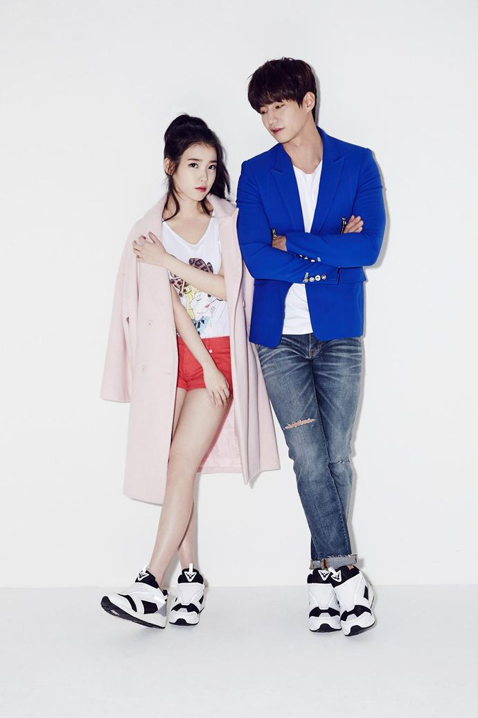 SBENU S/S 2015 Ads With Song Jae Rim & IU | Couch Kimchi