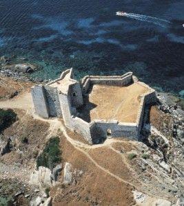 Fortaleza em Villasimius