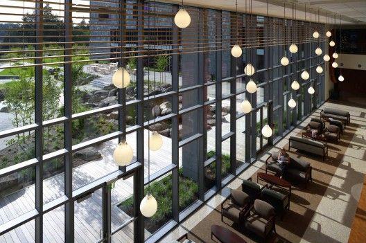 St. Anthony Hospital / ZGF Architects LLP