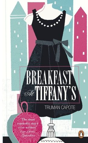 Breakfast at Tiffany's by Truman Capote http://www.bookscrolling.com/the-54-best-short-books-you-can-read-in-a-day/ #bestshortbooks #bookscrolling