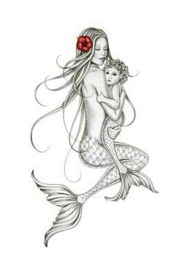 Mermaid Love.