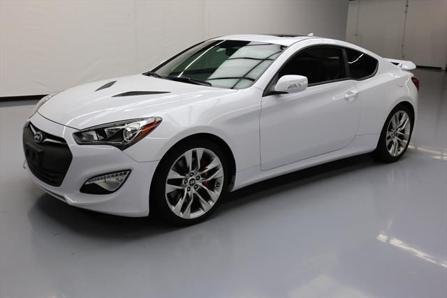 Cool Great 2017 Hyundai Genesis 3 8 Coupe 2 Door Ultimate Htd Leather Nav 18k 123001 Texas Direct 2018