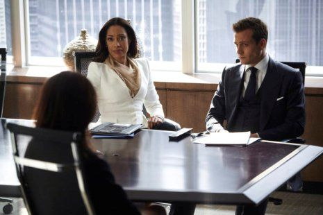 "In the most recent ""Suits"" episode, ""I Want You to Want Me,"" Louis woos Mike, everybody feuds and Harvey discovers the concept of forgiveness. Experience it all in this recap."