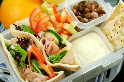 Easy School (and Work) Lunch Ideas
