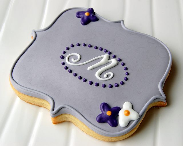 Yea - ideas for my new cookie cutter from Karen's Cookies!