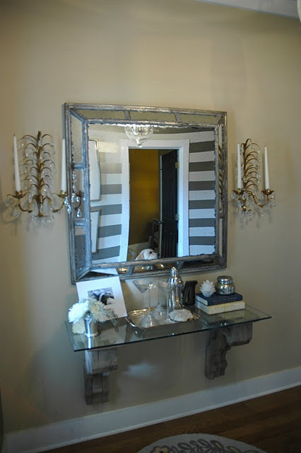 61 best images about foyer tables decor on pinterest - Table vitroceramique 2 foyers ...