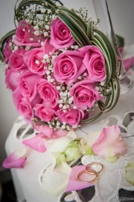 Classicissimo #bouquet #rosa