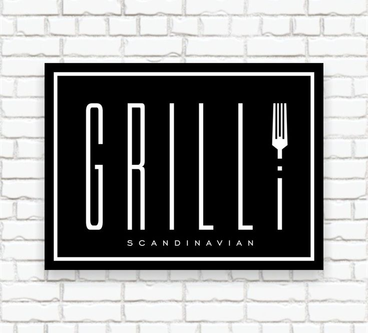 Logo Design Contest Entry #261 for Design a Logo for Scandinavian Restaurant