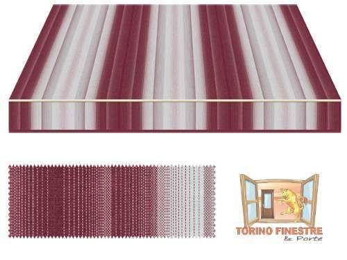Tende da sole Tempotest Fantasia Marrone 5001/73