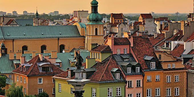 Κωνσταντινούπολη, Βαρσοβία, Βουκουρέστι, Μπρατισλάβα, Βελιγράδι. Ανακαλύπτουμε 5 πόλεις-διαμάντια, που ενδείκνυνται για πάμφθηνα φθινοπωρινά ταξίδια στην Ευρώπη.