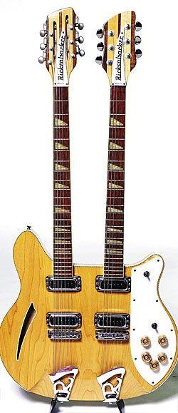 Rickenbacker 12/6 Doubleneck 1976