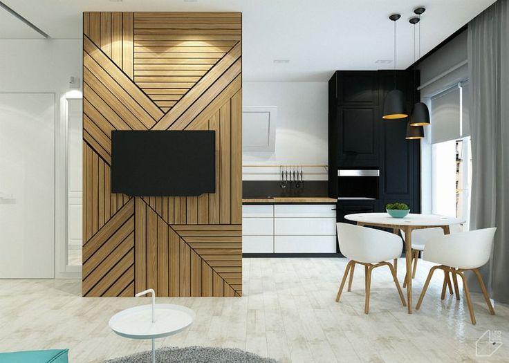 Die besten 25+ Lcd wandgestaltung Ideen auf Pinterest - fernseher im schlafzimmer